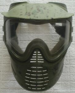 masque protection paintball