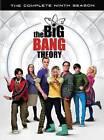 The Big Bang Theory: The Complete Ninth Season (DVD, 2016, 3-Disc Set)