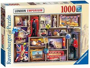 Ravensburger-Jigsaw-Puzzle-LONDON-EMPORIUM-1000-Piece