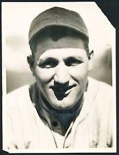 1928 IKE BOONE Famous PCL Vintage Baseball Photo