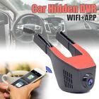 Full HD 1080P WiFi Hidden Car Dash Cam DVR Video Recorder G-Sensor Night Vision