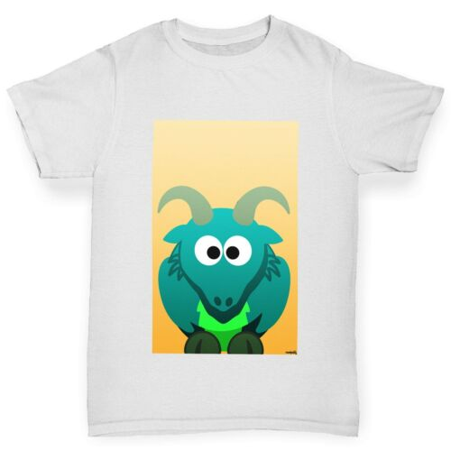 Twisted Envy Boy/'s Billy The Goat Premium Cotton T-Shirt