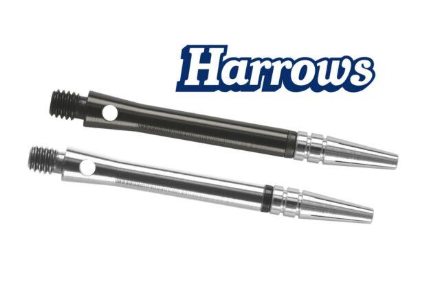 Short Harrows Carbon Plus Stems Black