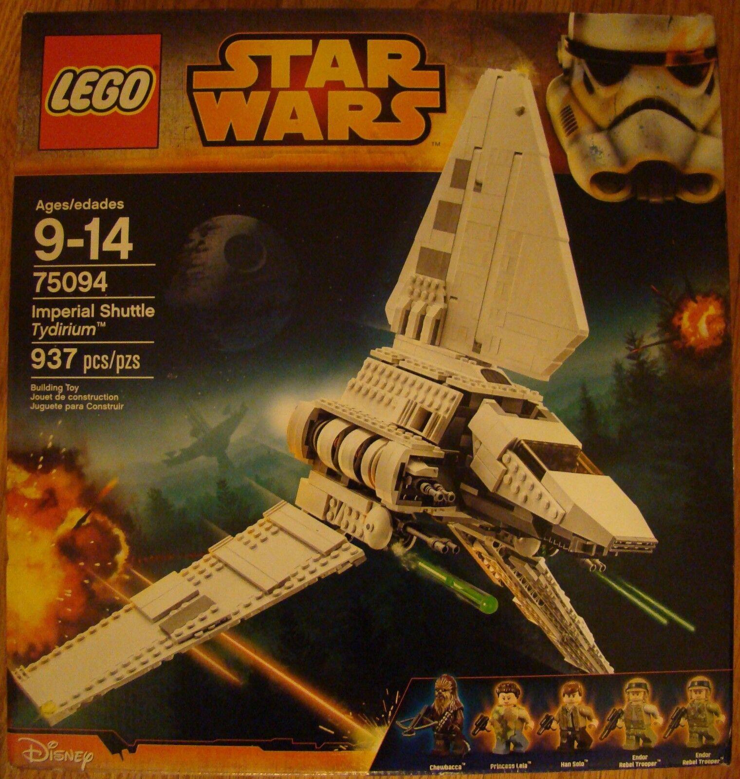 Brand  nouveau & Sealed NIB LEGO Star Wars Imperial Shuttle Tydirium 75094  vente en ligne économiser 70%