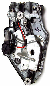 peugeot 206 cc convertible rear window motor & regulator right