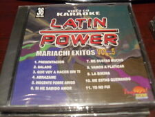 LATIN POWER KARAOKE VCD DVD VCLP-036 MARIACHI EXITOS VOL 5 SEALED