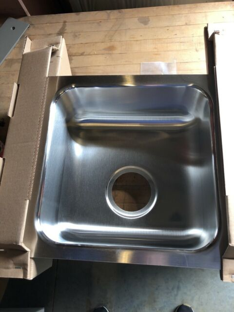 Just USADA1414A,5.5,DCR 18 Gauge Undermount Single Bowl Ada Stainless Steel  Sink