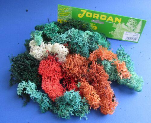"Original Jordan islandmoss en couleur tri 80g /""top qualité/"" 70a"