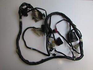 Honda-CBR1100-XX-Blackbird-97-98-OEM-Main-Wiring-Loom-Harness-32100-MAT-610-05A