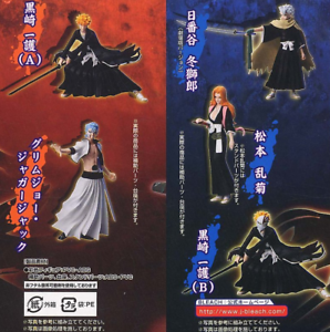Anime-Bleach-Figurines-5-set-Perfect-Gift-Note-Figures-Only