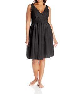 "Shadowline Women's 40"" Silhouette Lace Bodice Sleeveless Waltz Gown - 37737"