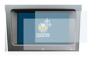 2x-Ford-SYNC2-Display-Schutz-Folie-Matt-Entspiegelt