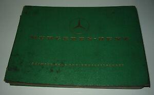 Ersatzteilkatalog-Mercedes-190-D-W-121-Ponton-Ersatzteilliste-Parts-List-1959