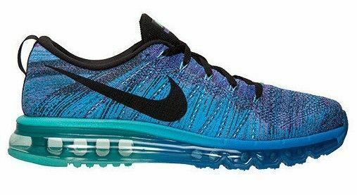 Mens Nike FLYKNIT MAX Running shoes Sz 12.5  New fly knit airmax size 12.5