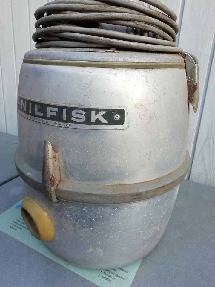 Støvsuger, Nilfisk GA 70, 350 watt – dba.dk – Køb og Salg af