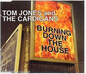 TOM-JONES-and-THE-CARDIGANS-BURNING-DOWN-THE-HOUSE-4-track-CD-single