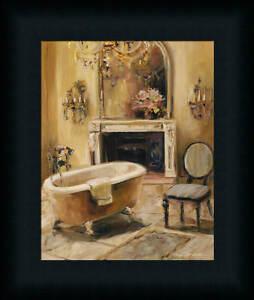 french bath i marilyn hageman bathroom spa framed art print wall d