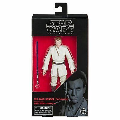 Star Wars Black Series Obi-Wan Kenobi padawan #85 Loose complet
