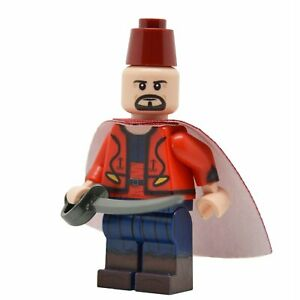 LEGO-custom-francais-spahi-soldat-Full-Custom-Printing-NEUF