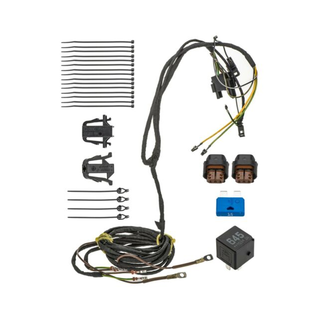 Vw Volkswagen Beetle Fog Light L Wire Wiring Harness Kit Oem Rhebay: Volkswagen Thing Electrical Parts Wiring Harnesses At Gmaili.net