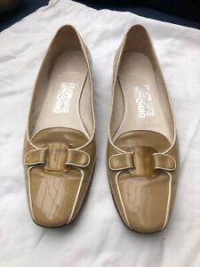 Womens Salvatore Ferragamo Shoes, used