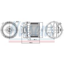 Nissens Innenraumgebläse Gebläse Lüftermotor Gebläsemotor 87351