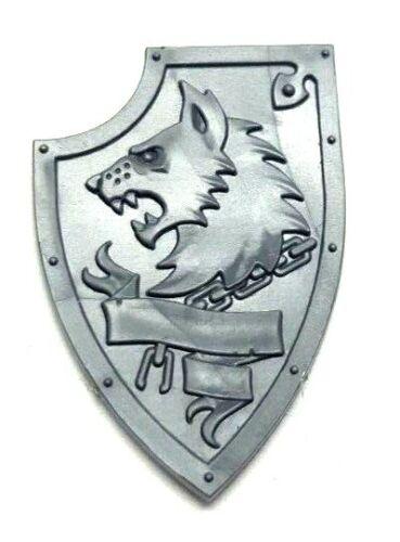 QUESTORIS Imperial Knight Canis Rex//Space Wolves bannière//Storm//Ion//Bouclier