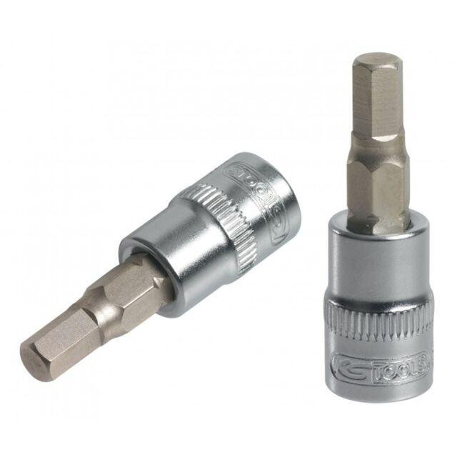 KS TOOLS 922.1665 Douille tournevis 6 pans ULTIMATE® 1/2'', L.55 mm - 9 mm