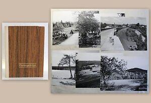 11-Fotografien-Osterzgebirge-Sachsen-in-Mappe-um-1980-Geisingberg-Altenberg-xz