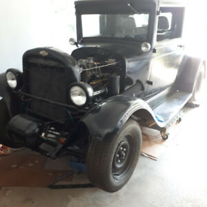 1927 Chevrolet Coupe Project (90%)