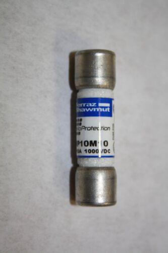 MERSEN FERRAZ SHAWMUT HP10M10 FUSES Box of 10