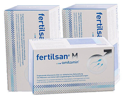 Amitamin Fertilsan M Capsules For 90 Days 3 Months Worldwide Shipping 4150014768161 Ebay