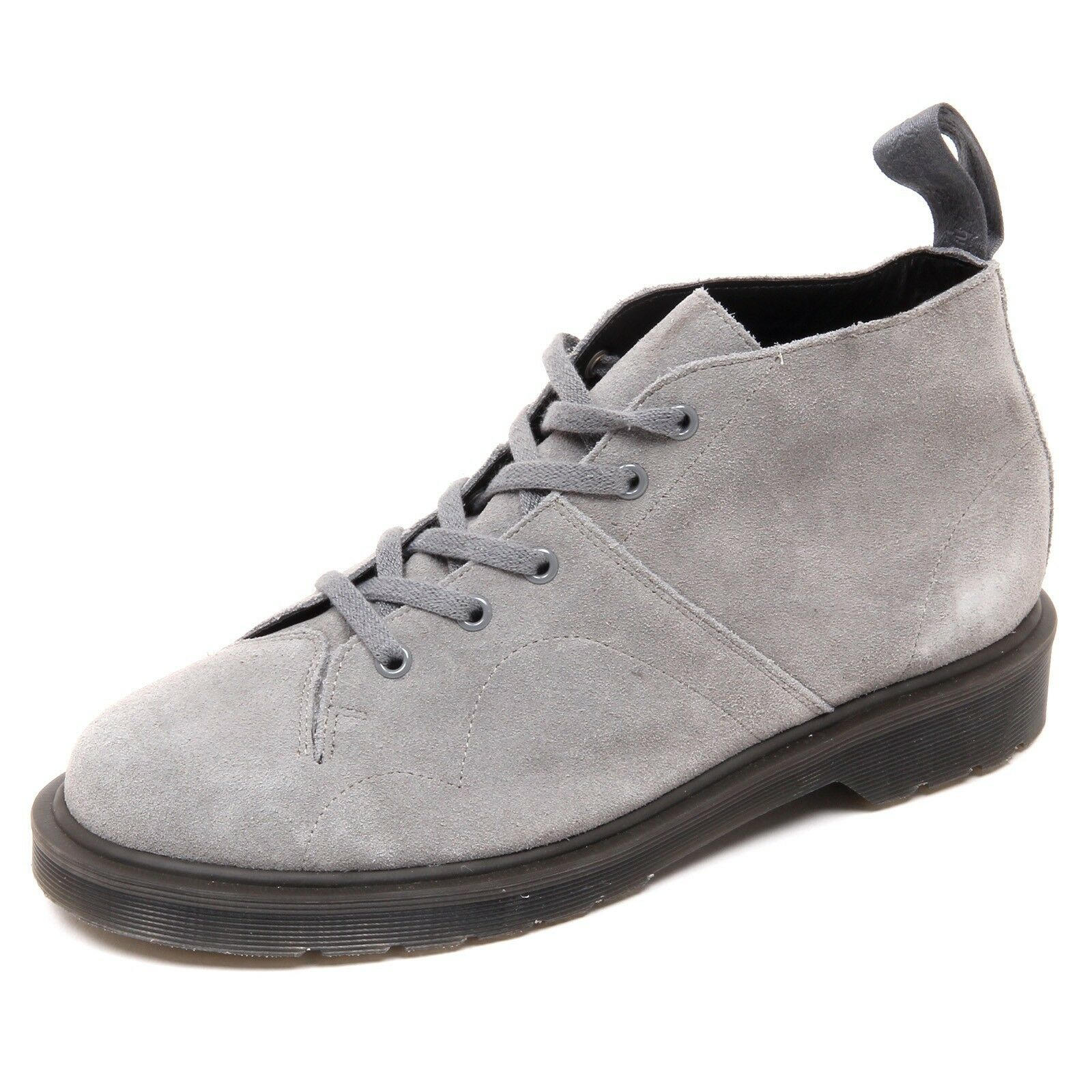 D3720 (without box) sneaker uomo DR. grigio MARTENS CHURCH grigio DR. shoe man 378a9d