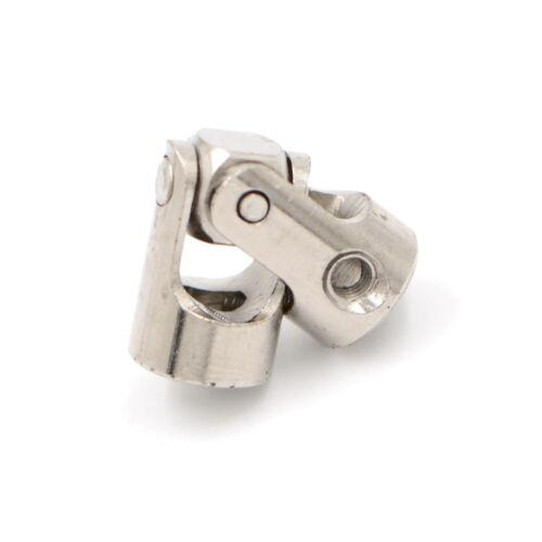 4*3mm Rc Coches Barco Modelo Universal Acoplador Acoplamiento conjunta eje de acero connectorr
