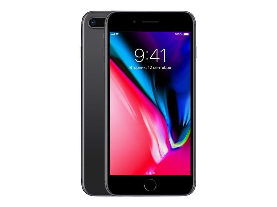 Apple iPhone 8 Plus 5.5 64GB 4G Grå