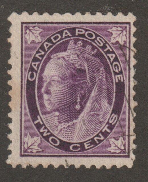 Canada 1897 #68 Queen Victoria