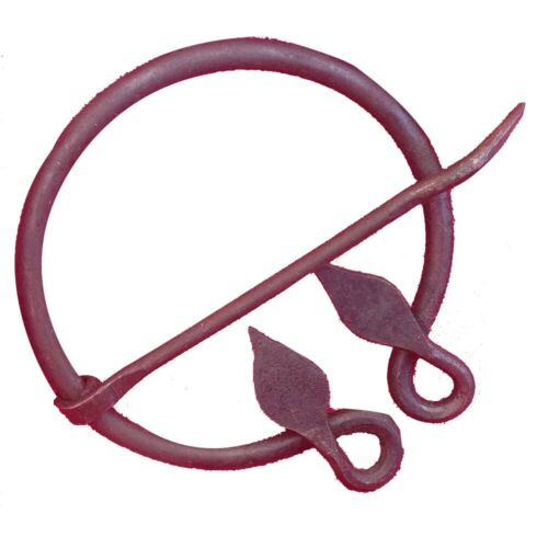 Re-enactment And LARP cfg1 Perfect For Stage And Costume Medieval Brooch