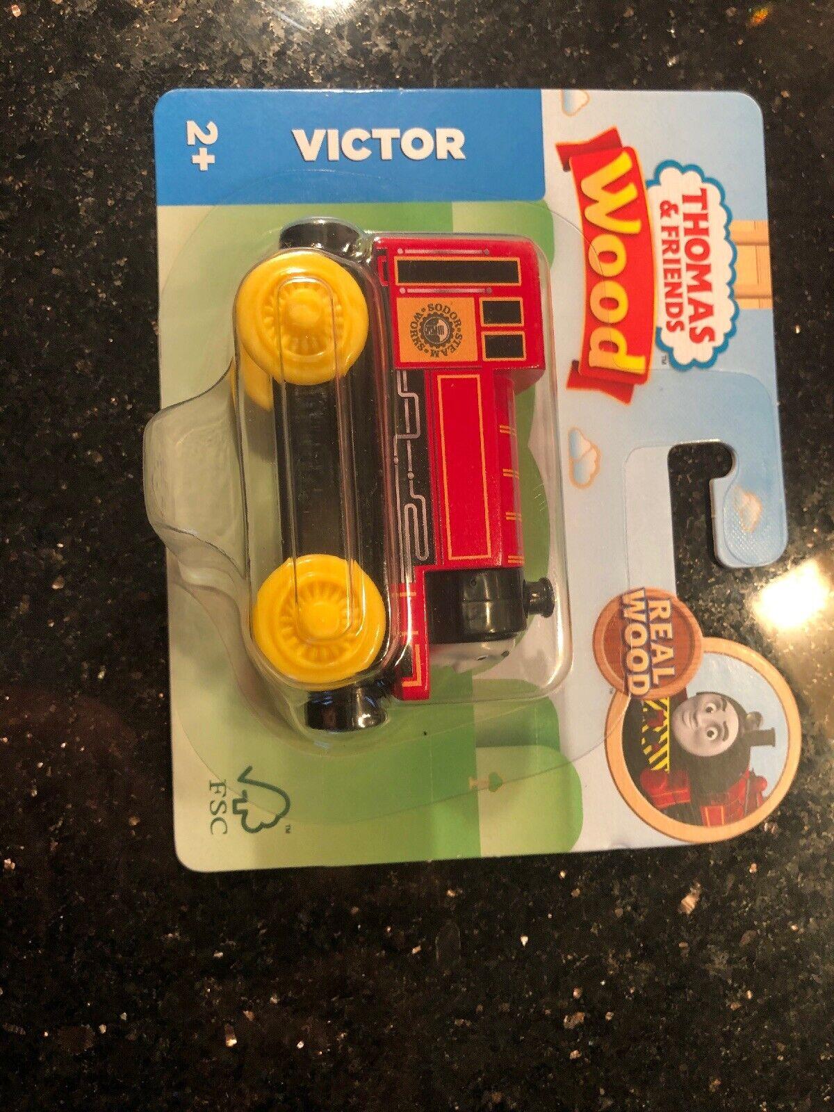 Victor-Thomas /& Friends De Madera Railway-Fisher Price GGG77