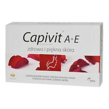 CAPIVIT A+E Forte Zdrowa i Piękna Skóra 30 kaps. healthy beautyful skin