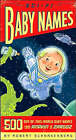 Sci-fi Baby Names: 500 Out of This World Baby Names by Robert Schnakenberg (Paperback, 2007)