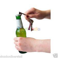 Key Shape Bottle Opener for Bar Parties Beer Cold Drink SUCK UK Keychain Gift