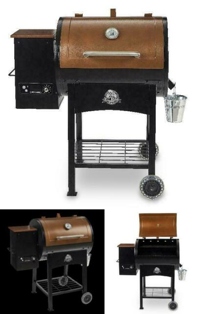Large Grill - Pit Boss Classic 700 Sq. In. Wood Fired ...