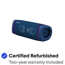 Sony SRS-XB33 EXTRA BASS Wireless Portable Bluetooth Speaker - SRSXB33/L - Blue