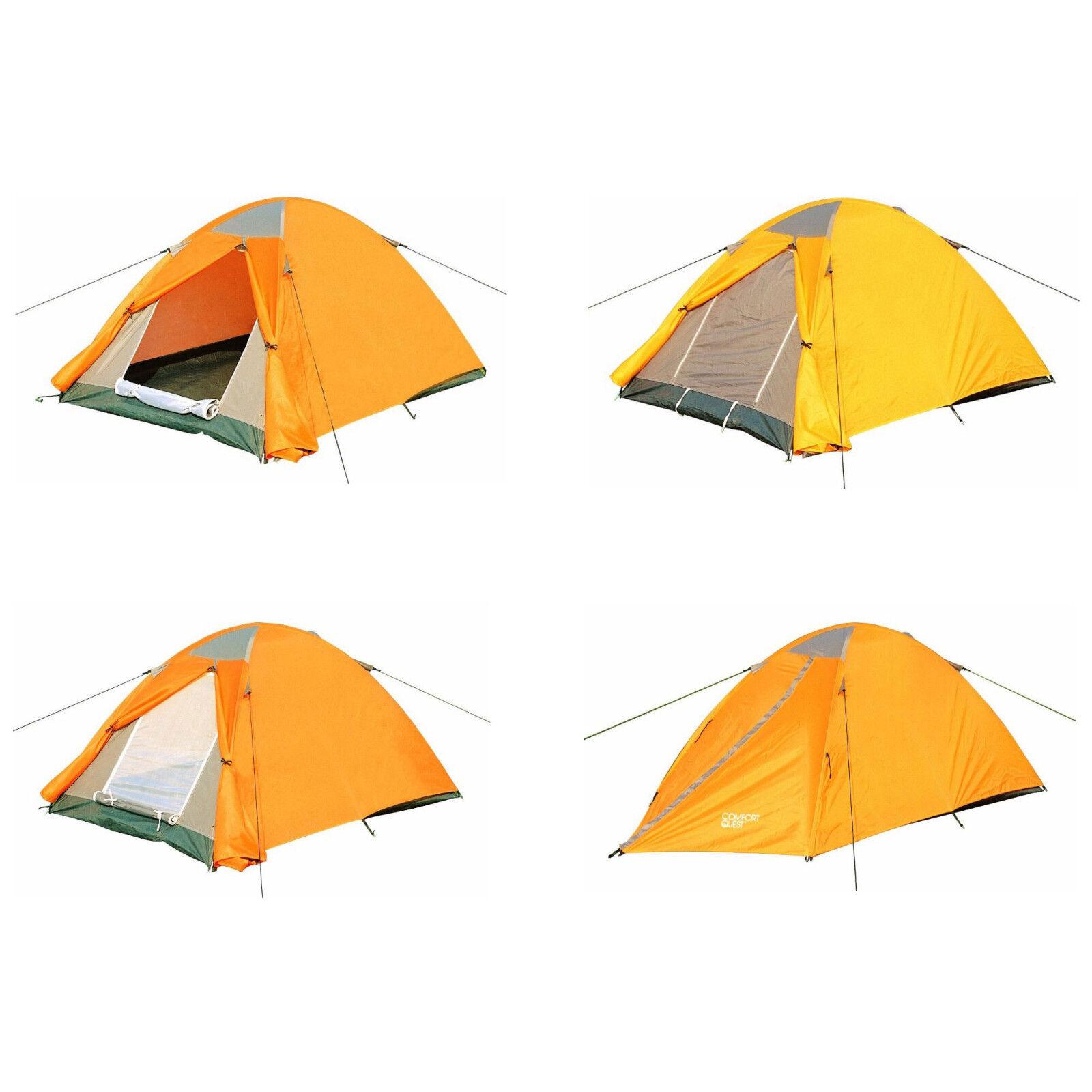 Tenda da Campeggio Bestway Natura 2 Posti Telo Impermeabile con Tasca 67415