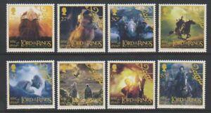 Ile-de-Man-2003-Lord-Of-The-Rings-Ensemble-MNH-Sg-1116-23