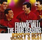 Jersey's Best Very Best of 9340650001400 by Frankie & Four Seasons Valli CD