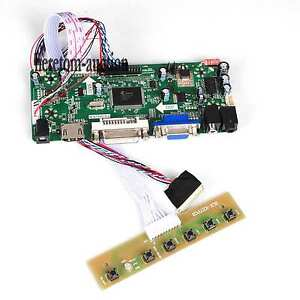 HDMI-DVI-VGA-Audio-LCD-LED-Controller-Board-For-LTN156AT05-LTN156AT14-LTN156AT15