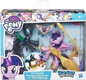 Hasbro My Little Pony Guardians of Harmony Princess Twilight Sparklev.Changeling