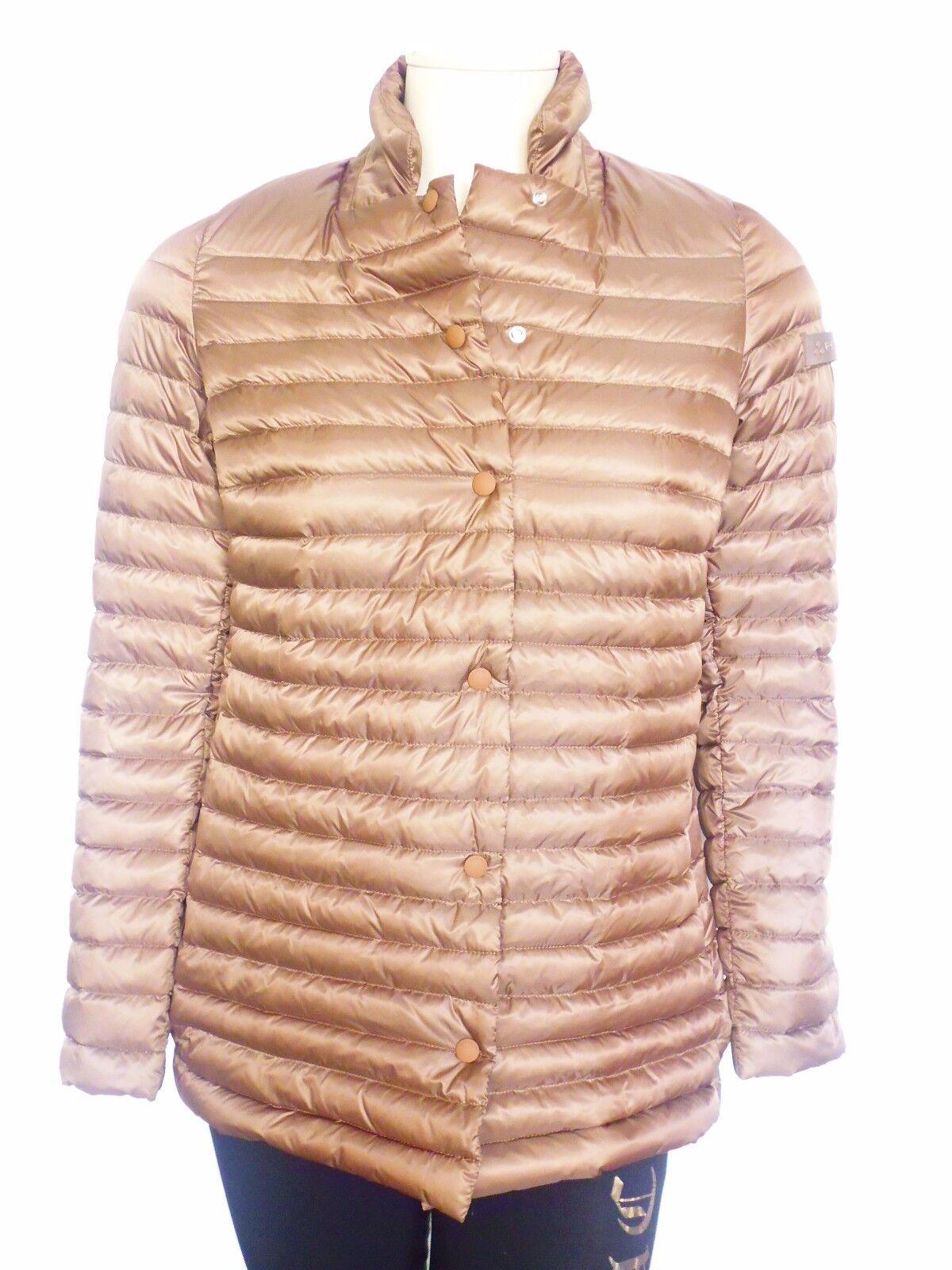 Peuterey señora chaqueta,  Gaga Uds marrón plumón chaqueta señora grandes; 36 (ita; 42)  ahorra hasta un 50%