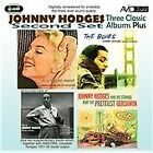 Johnny Hodges - In a Tender Mood/& Strings Play the Pretties/Gershwin (2011)